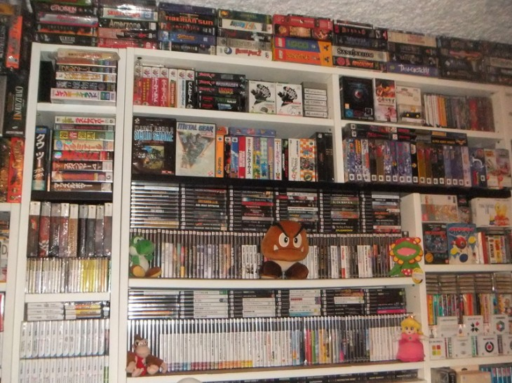 A Video Game Collection Is Being Sold For $550k on eBay