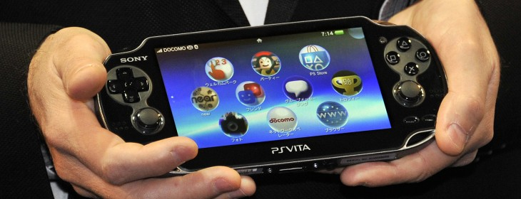 Sony slashes the price of the PlayStation Vita by up to 33 percent in Japan