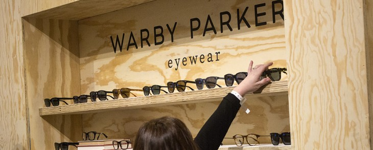 After raising $37M, Warby Parker nabs $4.5M from J. Crew CEO and AmEx with its heart set on retail