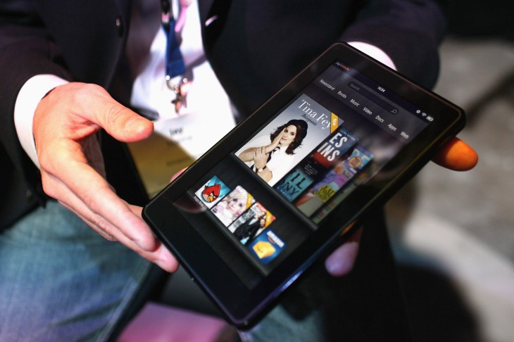 Amazon rings in Cyber Monday with a 20% discount on its latest Kindle Fire HDX
