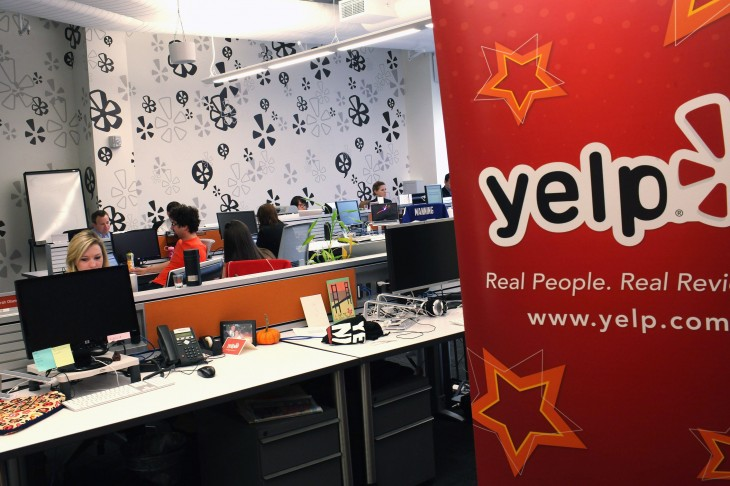 Yelp confirms Harvard study about fraudulent reviews, says its algorithm discards 25% of user submissions ...