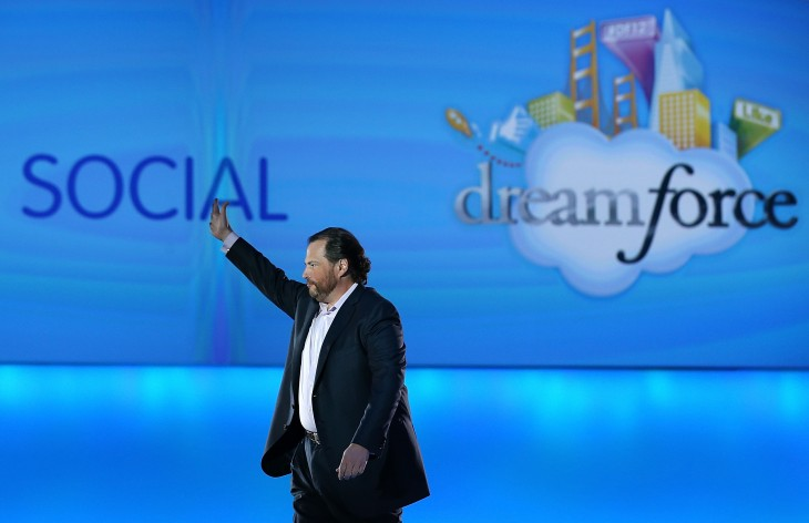 Salesforce's Chatter mobile apps updated to allow access to customer data, easier creation of content ...