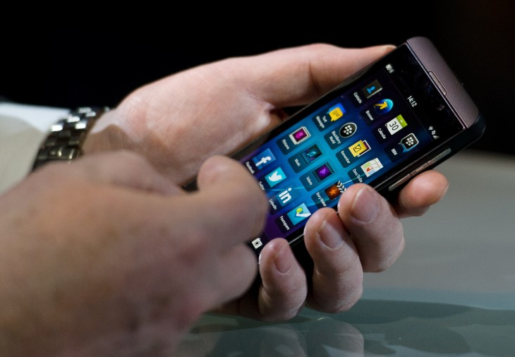BlackBerry has shipped 1 million Z10 smartphones, but is that enough to compete for third place?