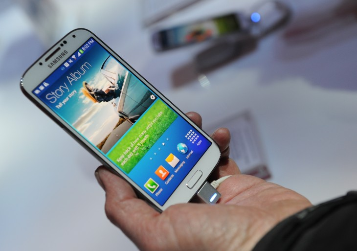 AT&T is taking pre-orders for the Samsung Galaxy S4, $639 upfront or $199.99 on a two-year contract ...