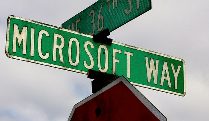 This week at Microsoft: Billions, fines, and Windows 8's market share