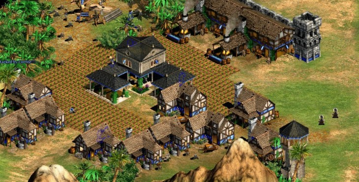 Age of Empires II, the best video game of all time, is coming to Steam in April with refreshed HD graphics ...
