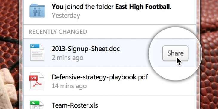 2013 03 12 11h32 30 730x365 Dropbox updates desktop client with improved file sharing, real time notifications for incoming folders