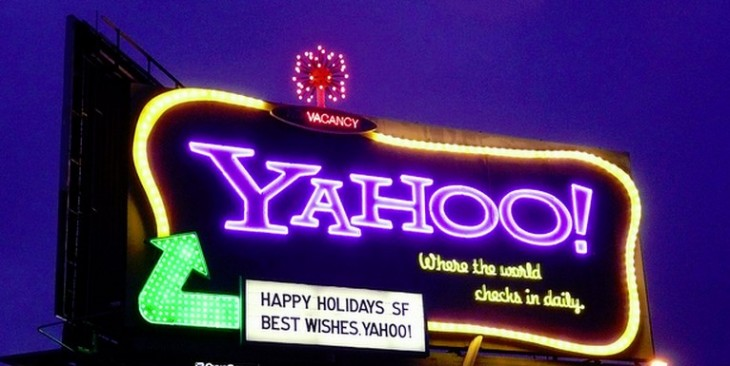 Lagging behind Gmail and Outlook.com, Yahoo's email boss Vivek Sharma has exited the company