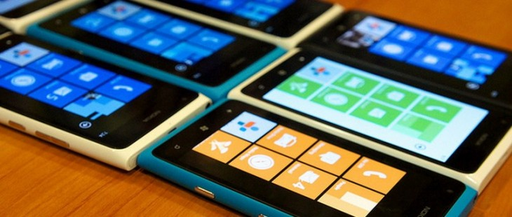 Microsoft has restarted the Windows Phone 7.8 update cycle, fixing the 'frozen Live Tile' bug