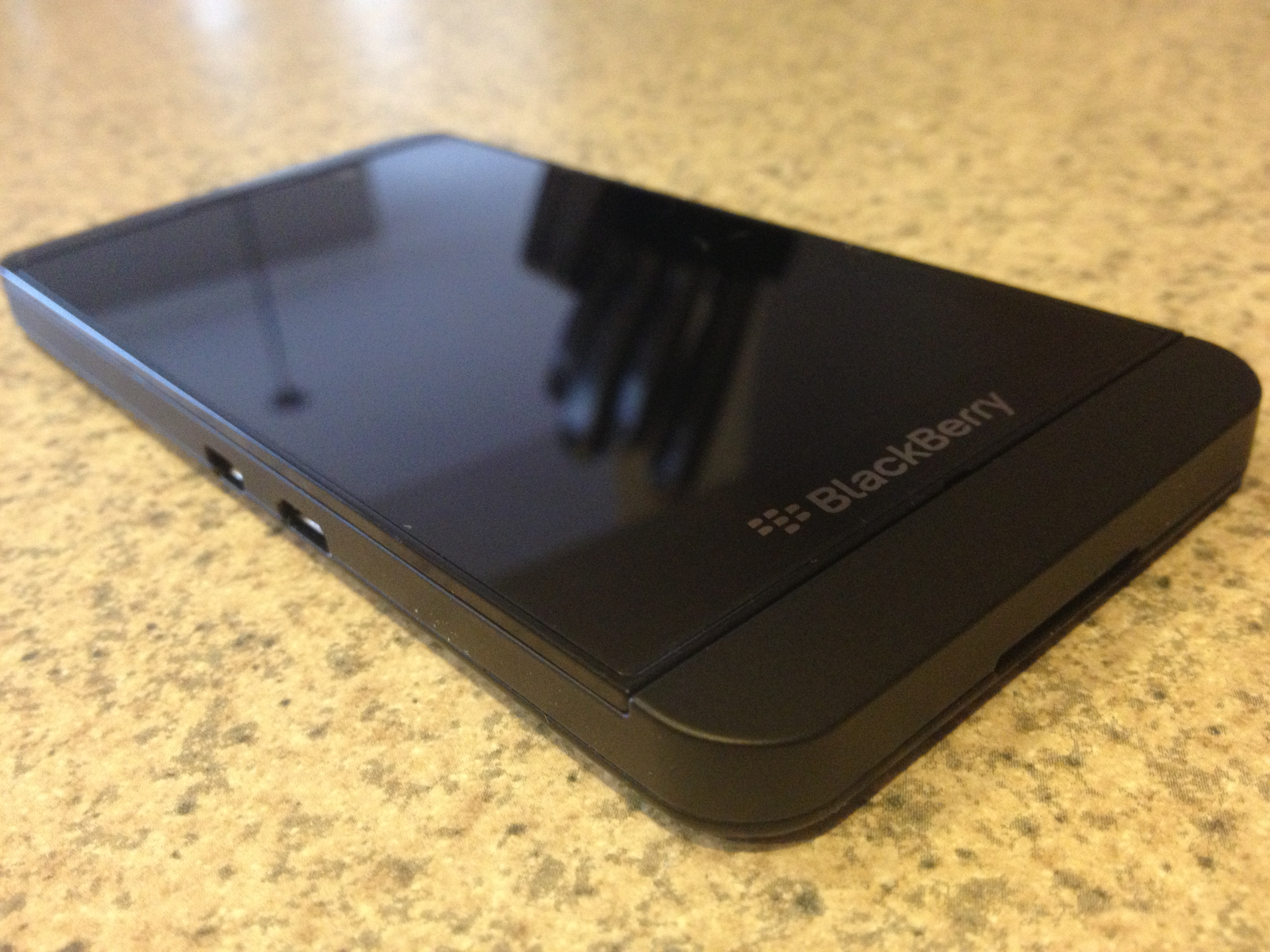 BlackBerry CEO Has 'No Intention' of Exiting Smartphones