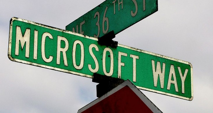 This week at Microsoft: Surface, Hadoop, and bribes