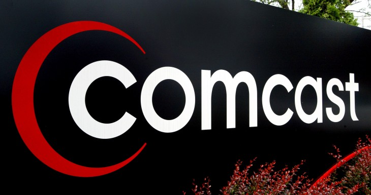 Comcast is planning to test a wireless network using Verizon's spectrum