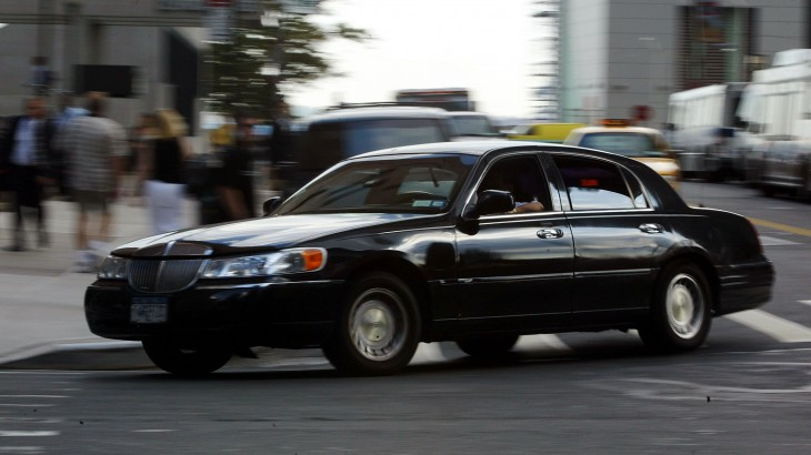 Uber black towncar drivers strike in San Francisco over compensation terms and treatment