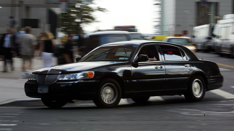 Uber Black Towncar Drivers Strike In San Francisco Over Compensation