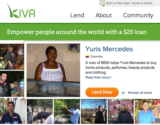 56f9b0a5 71e9 43df 887f 7d5a4c152661 Good crowdfunding: Kiva hits $400m in micro loans, reaching 1 million borrowers
