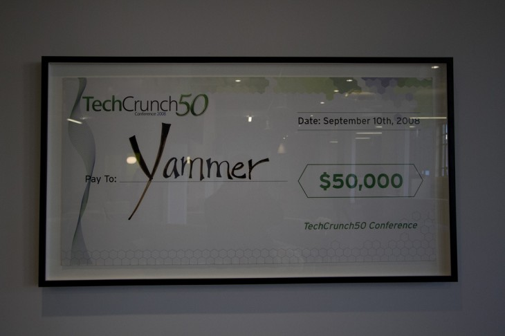 Yammer's David Sacks offers to create $250k Launch fund to support five startups from the festival ...