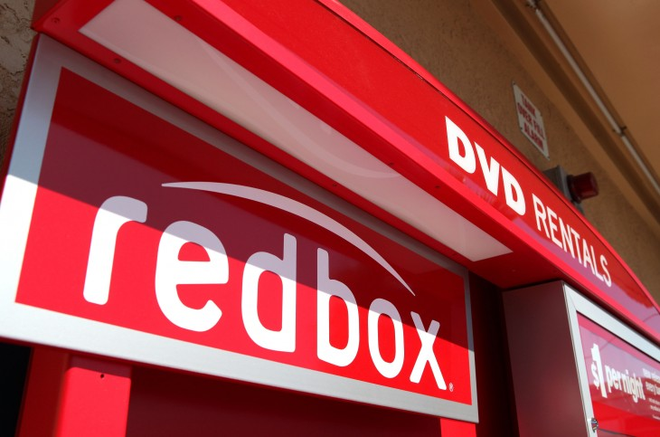 Redbox kiosks race past 1m film and video game disc rentals in Canada, 10 months after launch