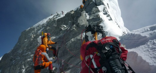 FILE TO GO WITH Nepal-Everest-environmen
