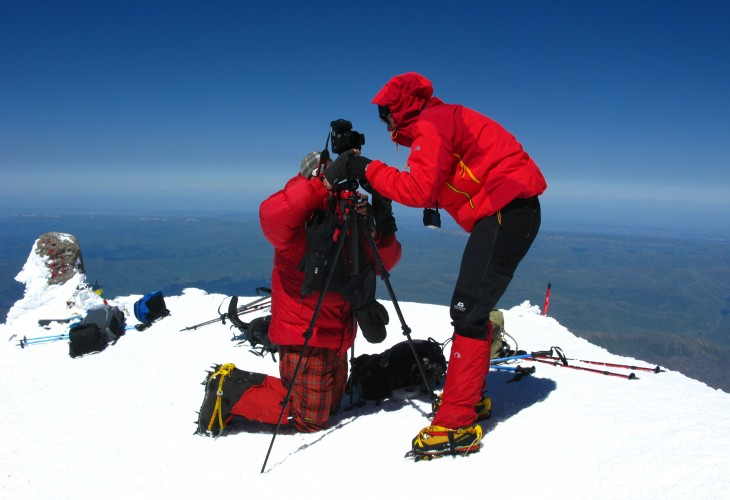 Want to explore Mount Everest and Kilimanjaro without climbing them? Google Maps to the rescue