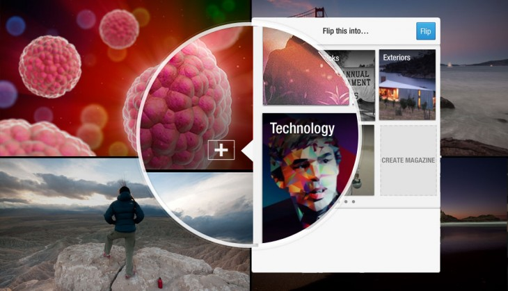 Flipboard amps up user-generated magazines with Android release and new Web-based editing tool