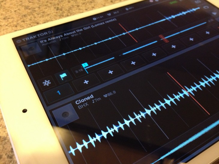 Traktor DJ: Native Instruments introduces an iPad DJ app you'll actually want to use
