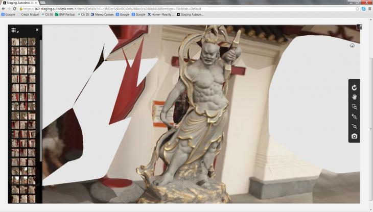 Autodesk ReCap: New 3D Scanning Apps for Designers & Engineers