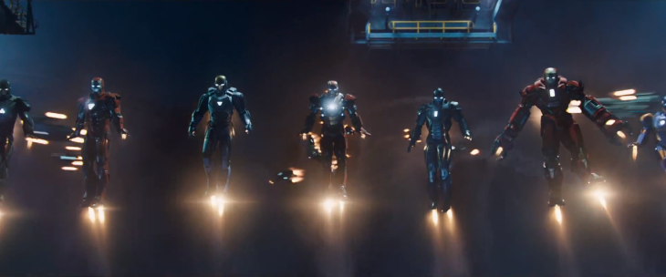 Watch the bombastic new UK version of the Iron Man 3 trailer in glorious high-definition