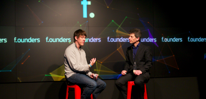 F.ounders 2013: Foursquare's Dennis Crowley wants to give people superpowers