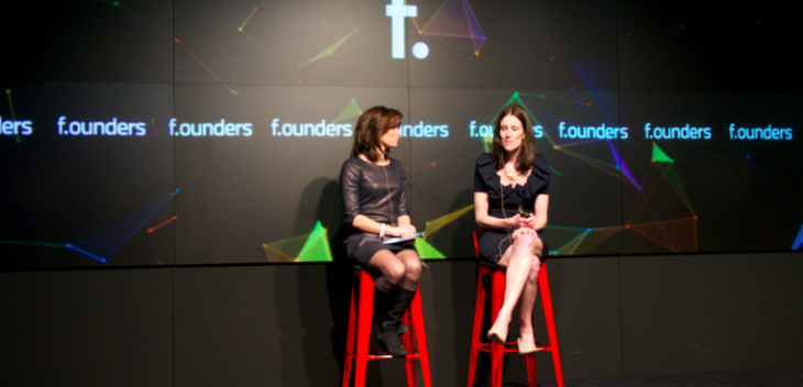 F.ounders 2013: Gilt's Michelle Peluso on the importance of execution