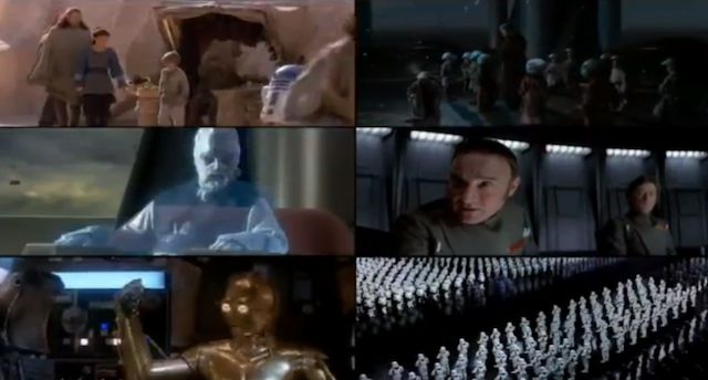 Have you ever wanted to watch all six Star Wars movies at once?
