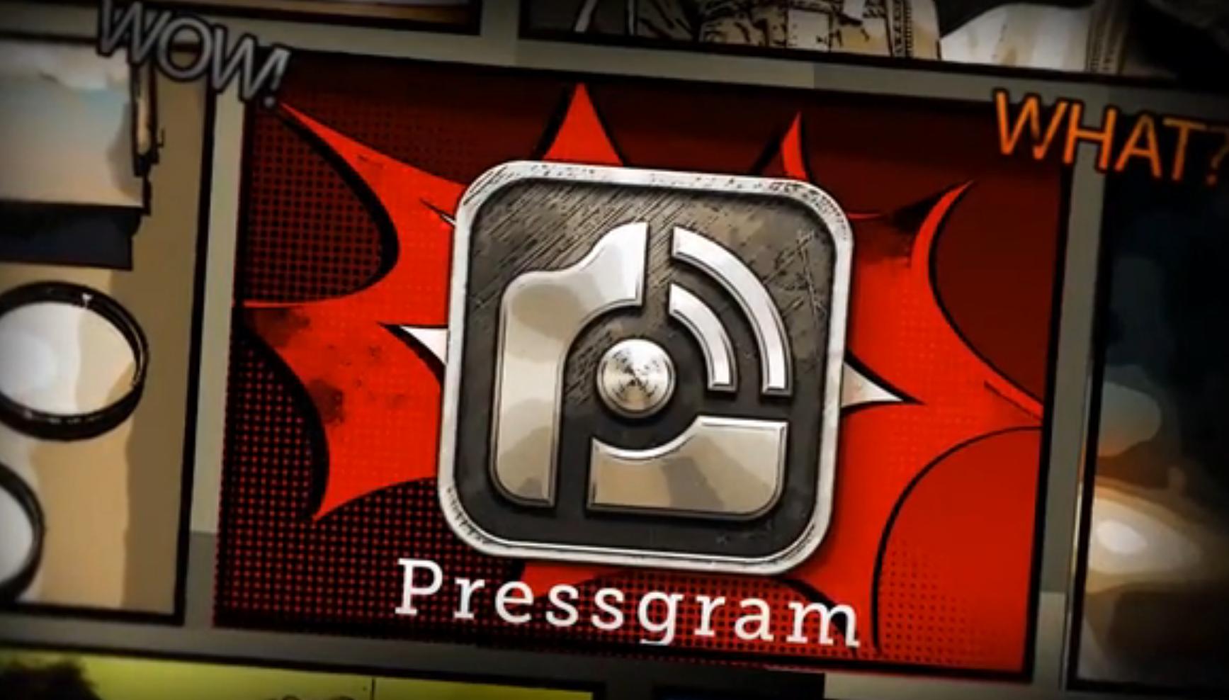 Pressgram is Instagram for WordPress