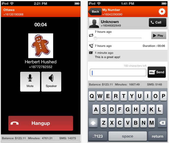Hushed For iOS Lets Anyone Create Their Own Burn Phone