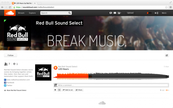 SoundCloud_Red bull_V1