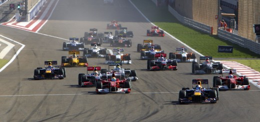 2010 Bahrain Grand Prix - Sunday