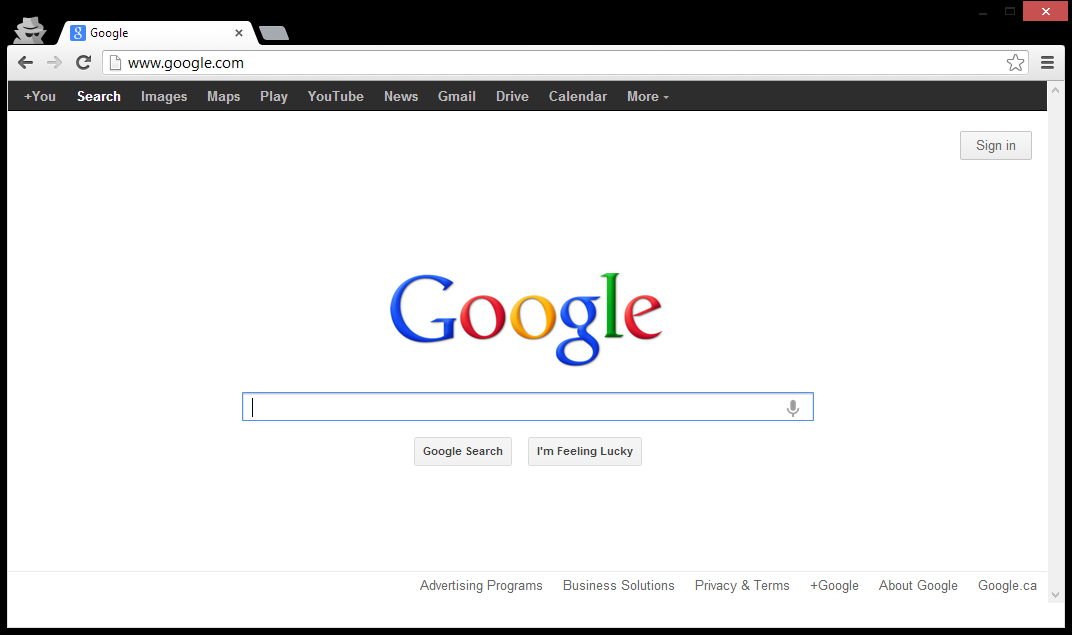 Https Thenextweb Com Google 2013 03 17 After Testing A New Grid Menu On Its Homepage Google Experiments With No Navigation Bar On All Its Sites