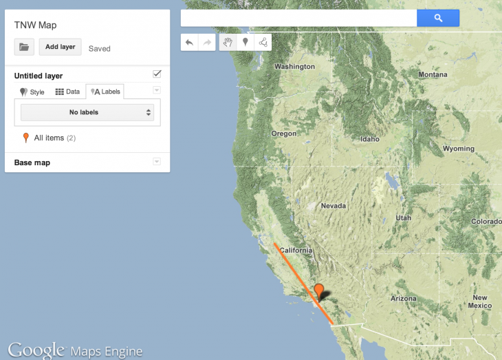 googlemapenginelite 730x523 Google releases Maps Engine Lite, making its custom mapping service available to consumers
