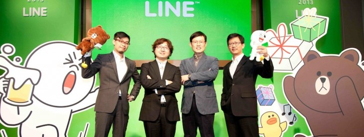 Line shows the potential for chat apps as platforms, after chalking up $338m in revenue for 2013