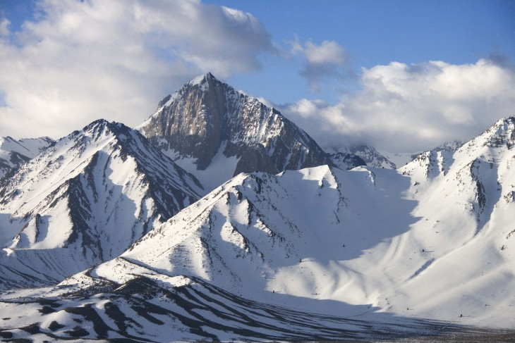 Watch: Climber's helmet cam captures freaky slide down icy mountain