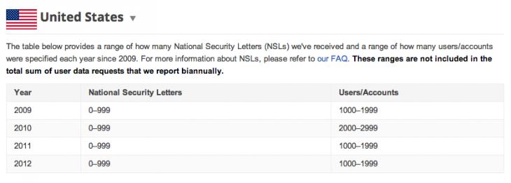 nsl screenshot