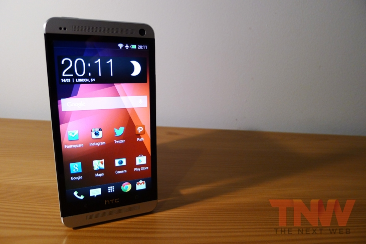 one1wtmk HTC One review: An absolutely superb Android smartphone with software flaws