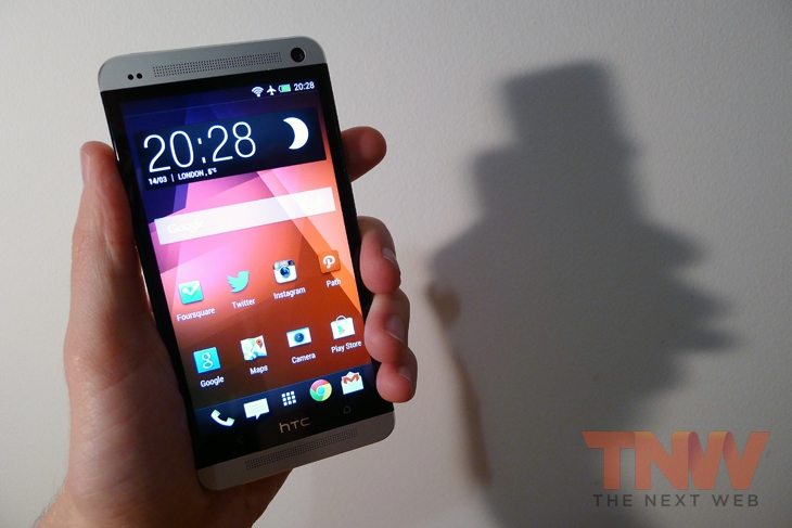 one5wtmk HTC One review: An absolutely superb Android smartphone with software flaws