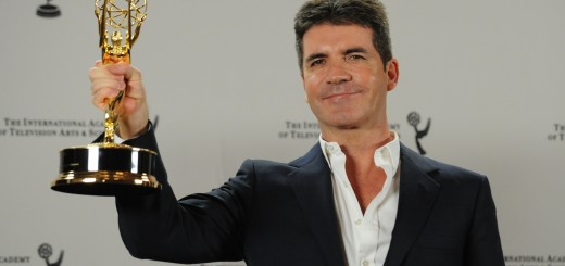 British television producer Simon Cowell
