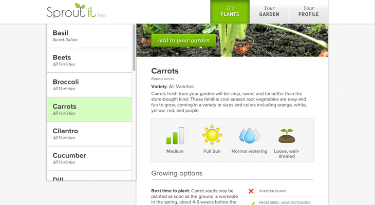 Sprout It Teaches You How To Grow Your Own Vegetables