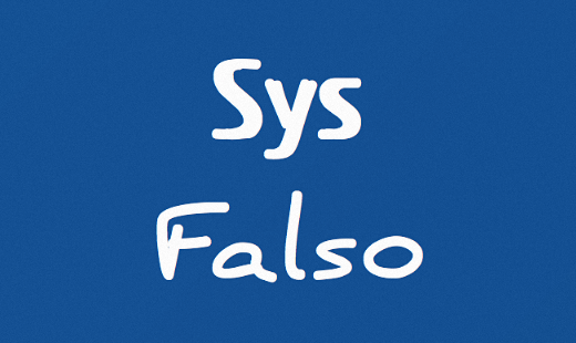 sys-falso