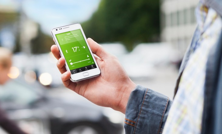 Tado°, Europe's answer to NEST, launches its smart heating app worldwide