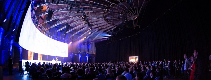 Here are the 16 finalists in this year's TNW Conference Europe Startup Rally