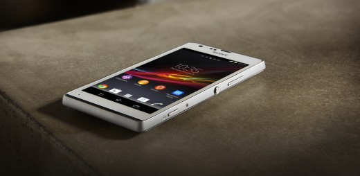 Sony Unveils Xperia SP and Xperia L Android Smartphones