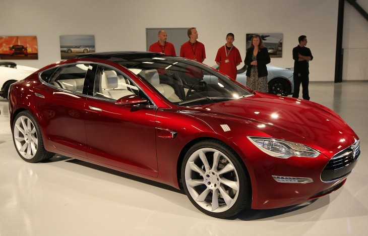 Tesla Motor says it'll be profitable in Q1 after exceeding targets by selling 4,750 Model S vehicles ...