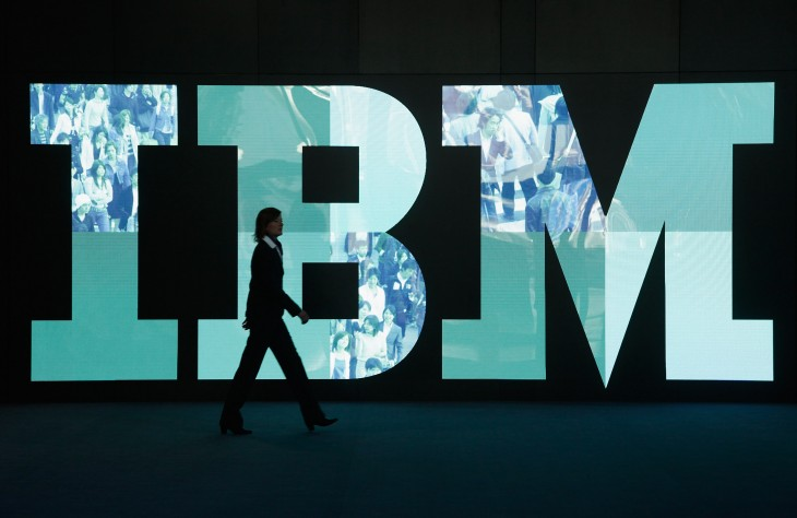 IBM comes up short of Q1 2013 estimates with $23.4B in revenue, EPS of $3.00 due to falling demand