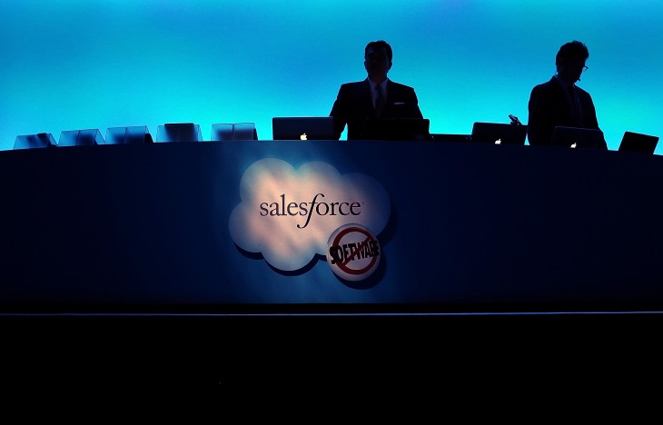 Salesforce refreshes its developer offering with updated SDK, mobile packs, and accelerator program